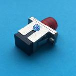 Переходная розетка (адаптер) simplex FC/UPC-SC/UPC, SM