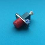 Переходная розетка (адаптер) simplex LC/UPC-FC/UPC, SM