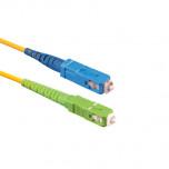 Патчкорд simplex SC/APC-SC/UPC, SM, 0,5м