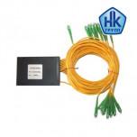 1х16, 3,0мм, Оптический планарный PLC разветвитель (сплитер)  SC/APC