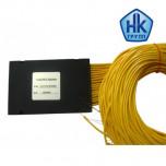 1х24, 3,0мм, Оптический планарный PLC разветвитель (сплитер), неоконцованный