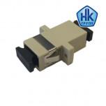 Розетка (адаптер) соединительная simplex SC/UPC-SC/UPC, MM