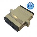 Розетка (адаптер) соединительная duplex SC/UPC-SC/UPC, MM