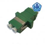 Розетка (адаптер) соединительная duplex LC/APC-LC/APC, SM