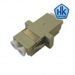 Розетка (адаптер) соединительная duplex LC/UPC-LC/UPC, MM