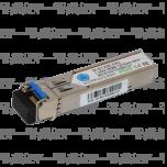 SFP модуль WDM, 1.25 G, TX 1310 нм, RX 1550 нм, LC, 3 км, DDM