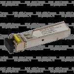 SFP модуль WDM, 1.25 G, TX 1550 нм, RX 1310 нм, LC, 20 км, DDM