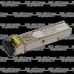 SFP модуль WDM, 1.25 G, TX 1550 нм, RX 1310 нм, LC, 3 км, DDM