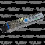 Модуль оптический одноволоконный SFP WDM, SC, 1310нм, 20км DDM