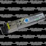 Модуль оптический одноволоконный SFP WDM, SC, 1550нм, 20км DDM